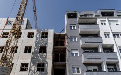 Napredak građevinskih radova na gradilištima tokom septembra 2020